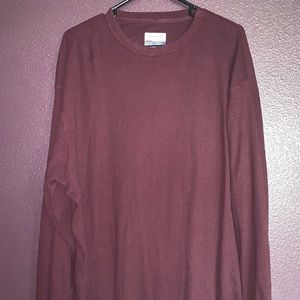 Maroon Magellan men's shirt